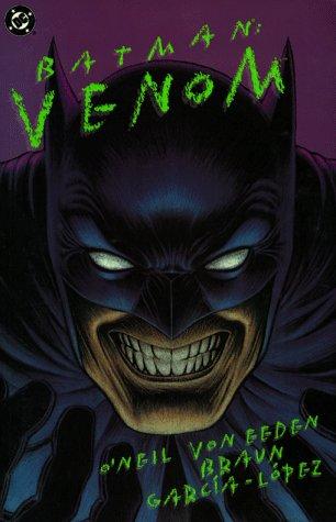 Product picture for Batman: Venom by Dennis J. Oneil