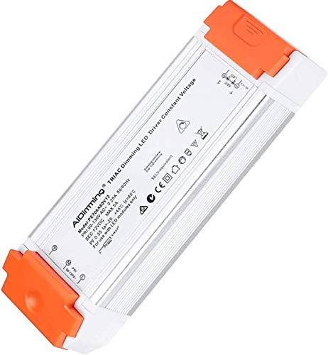 60W Dimmable Driver Quiet