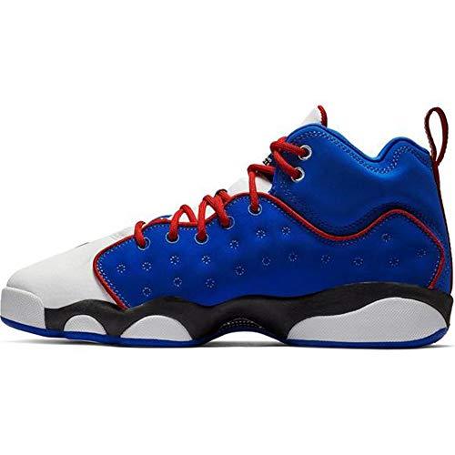 Jordan Toddler Jumpman Team II BT RED White Blue Size 9 (Toddlers Shoes Boys Jordan)