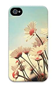 iPhone 4 Cases - High Quality Fashion The Vicissitudes Of The Chrysanthemum Summer 3D Cases