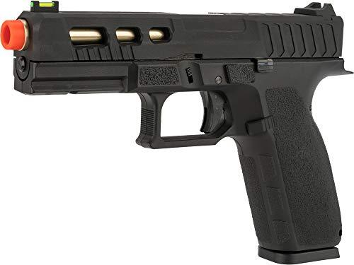 Evike KJW KP-13 Full Size Polymer Frame Gas Blowback Airsoft Pistol (Color: Black/Competition)