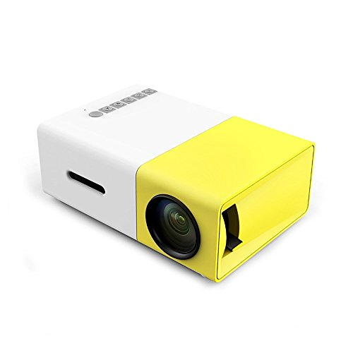Kingear PDK007 Home Entertainment Projector Mini Projecto...