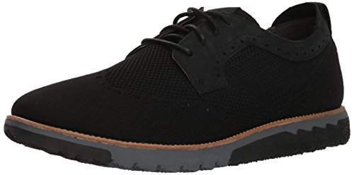 Hush Puppies Men's Expert WT Oxford, Black, 7 M US