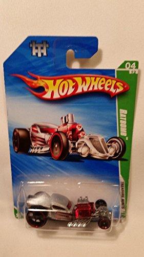 Hot Wheels Treasure Hunt 2010 Ratbomb 4//12-48//240 R7437 Mattel