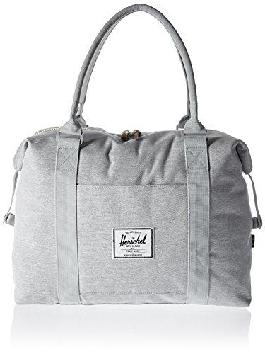 herschel-supply-co-strand-duffle-bag-light-grey-crosshatch-acid-lime-zip