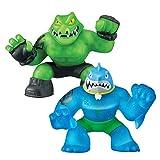 Heroes of Goo JIT Zu Series 1 Versus Pack - Thrash VS Rock JAW
