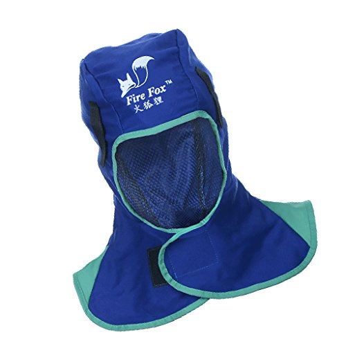MonkeyJack Welding Helmet Protective Hood Welder Head Cover Torching Welder Hat Blue