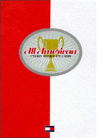 Book All-American: A Tommy Hilfiger Style Book