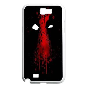 Chinese Deadpool Superhero Customized Phone Case for Samsung Galaxy Note 2 N7100,diy Chinese Deadpool Superhero Case