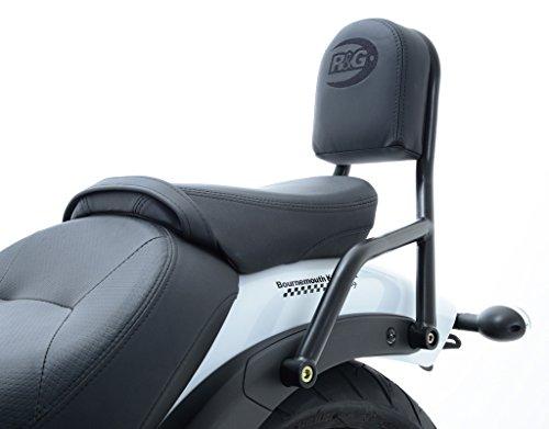 Look Passenger Backrest - R&G Passenger Backrest for Kawasaki Vulcan S '15-'18