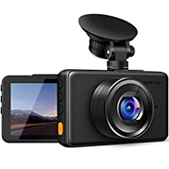 APEMAN C450 Series A - Capture every detail on your trip, guarantee the safe all the timeProduct Specifications:Display: 3.0 TFT LCD ScreenLens: 650NM lensAngle: 170°wide angleLens Aperture: F1.8 apertureVideo Format: MovVideo Encoding: H.264...