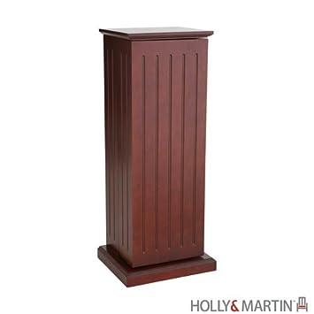 Holly Martin Hewitt Media Storage Pedestal Cherry