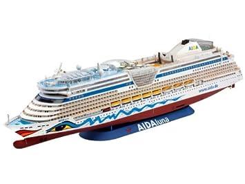 Revell 05200 - Maqueta de Crucero Aida (Escala 1:400)