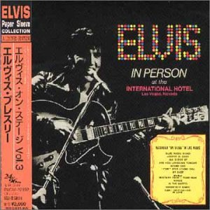Elvis in Person at the International Hotel, Las Vegas, Nevada ( Paper Sleeve Collection Mini LP 24 bit 96 khz ()