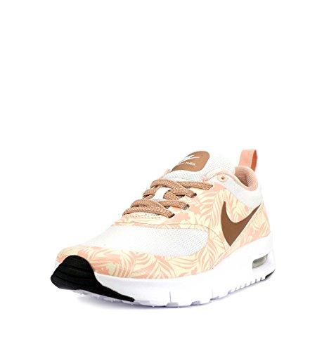 Nike  Nike Air Max Thea Print, Mädchen Sneaker White/Metallic Red Bronze