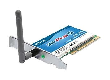 D-Link DWL-G510 Adaptador y Tarjeta de Red 54 Mbit/s Interno ...