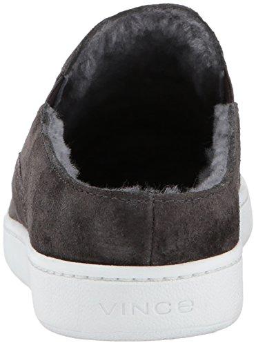 Vince Women's Verrell-3 Sneaker Pewter GQqcmH