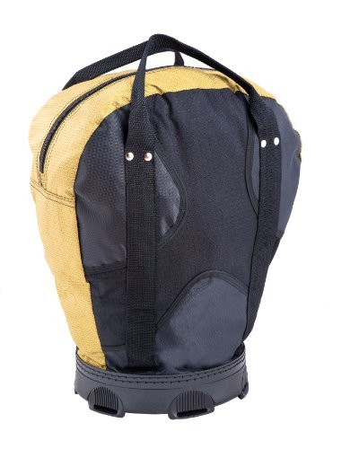 Champion Sports Lacrosse Ball Bag (Gray and Black) by Champion Sports by Champion Sports