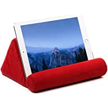iPad Tablet Stand Pillow Holder - Universal Phone & Tablet Stands and Holders Can Be Used on Bed, Floor, Desk, Lap, Sofa, Couch