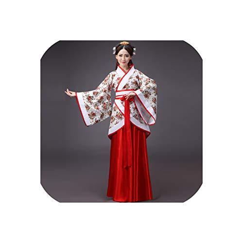 Women's National Costume Han Chinese Clothing Costume