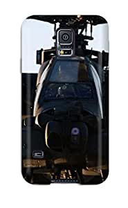 For Galaxy Case, High Quality Helicopter For Galaxy S5 Cover Cases