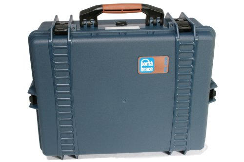 Portabrace PB-2600F Superlite Vault Hard Case with Foam (Blue) by PortaBrace