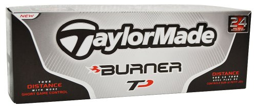 Taylormade Burner TP Golf (2 Dozen), Outdoor Stuffs