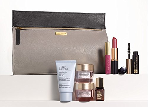 Estee Lauder 8 Pcs Gift Set Fall 2014 Resilience Lift Day &