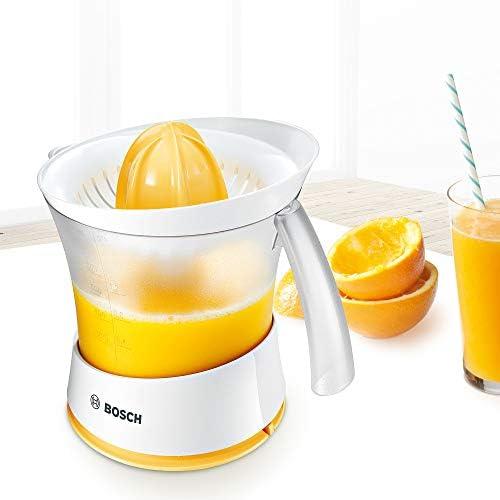 Bosch Hkk00123 Mcp3500 Citrus Press, Plastic, White/Yellow