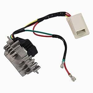 Resistencia / regulador / erizo / calefacción-ventilador MERCEDES BENZ CLASE C W202 C 180 C 200 +D C 220 +D C 250 D C 280 C 36 AMG