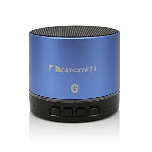 Amazon.com: Nakamichi BT05S Series Bluetooth Round Speaker