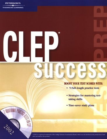 CLEP Success 2002, 4th ed (Peterson's Clep Success, 2002)
