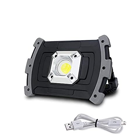 LHY LIGHT 20W LED Reflector Al Aire Libre Alto Brillante Proyector ...