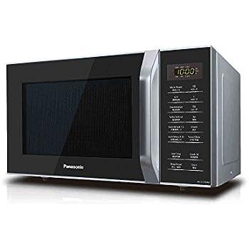 Amazon Com Toshiba Em131a5c Ss Microwave Oven With Smart