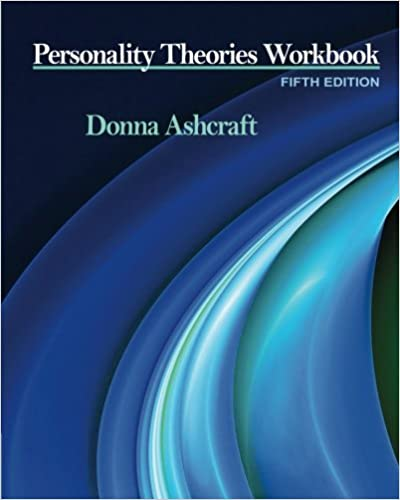 Amazon personality theories workbook psy 235 theories of personality theories workbook psy 235 theories of personality 5th edition fandeluxe Image collections