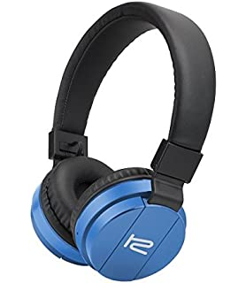 eba2f607c1a Klip Xtreme Fury Stereo Wireless Headphones- On-Ear with Built-in  Microphone,