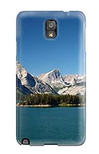 Mary P. Sanders's Shop Best New Fashionable Cover Case Specially Made For Galaxy Note 3(mountains And Calm Lake) 8933731K66913001