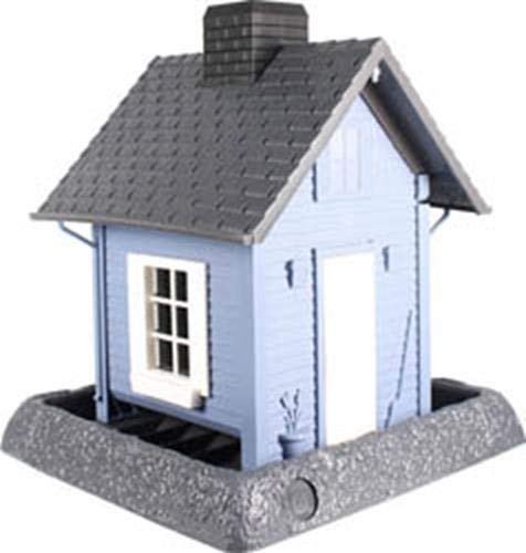 North States Industries Birdfeeder Cottage Blue 4