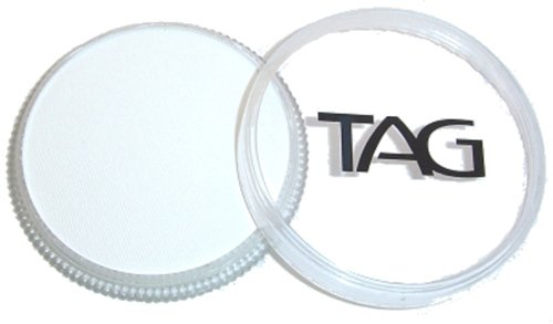 TAG Face Paints - White (32 gm) ()