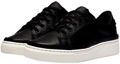 Blacklabel Pp2011 Prime Handgemaakte Sneakers Zwart