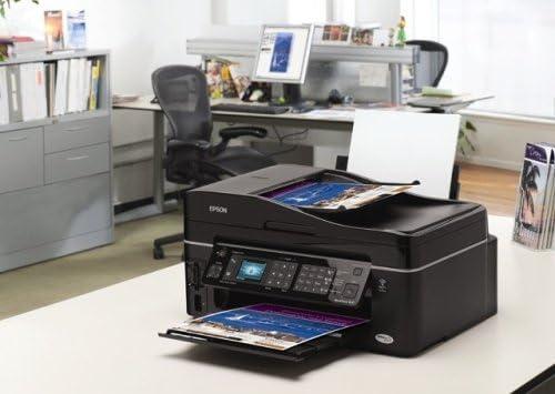Amazon.com: Epson WorkForce 600 Wireless All-in-One Printer ...