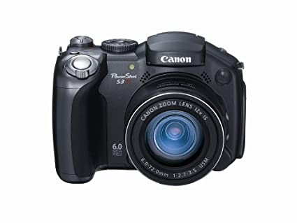 CANON POWERSHOT S3 IS CAMERA WIA DRIVERS FOR WINDOWS 10