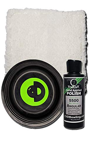 Creating the Difference TruCut Polish Powered by Turtle Wax | Ball Maintenance Kit | 4 oz Bottle | CTD Polishing Pad | Ball Cup