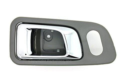 Truck Chrome Interior Door Handle - 6