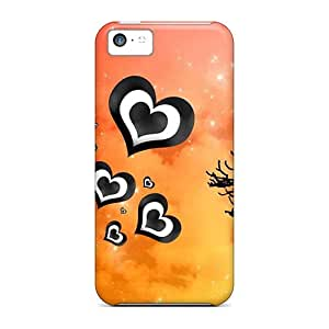 RyQkEHZ82LSPDf Case Cover, Fashionable Iphone 5c Case - Love Is In The Air