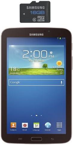 Samsung Galaxy Tab 3 Tablette Tactile 7 8 Go Android Wi Fi Noir Carte Micro Sd Samsung 16 Go 3 Euros De Credit Sur L App Shop Amazon Fr Amazon Fr Informatique