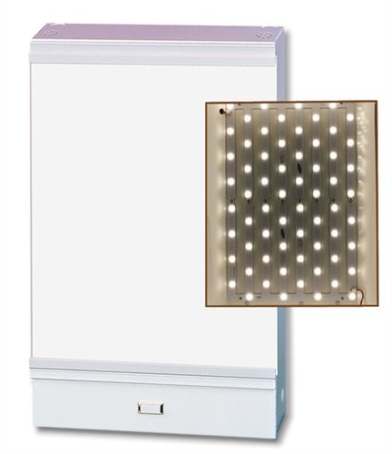 X-Ray Viewbox Illuminator - LED Single Bank