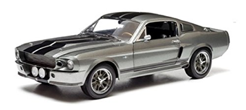 Greenlight 1/24 Scale Diecast 18220 Eleanor 1967 Custom Shelby GT500 60 - Replica Diecast Car Diecast