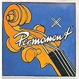Pirastro Permanent 4/4 Cello A String - Chromesteel/Steel - Medium Gauge