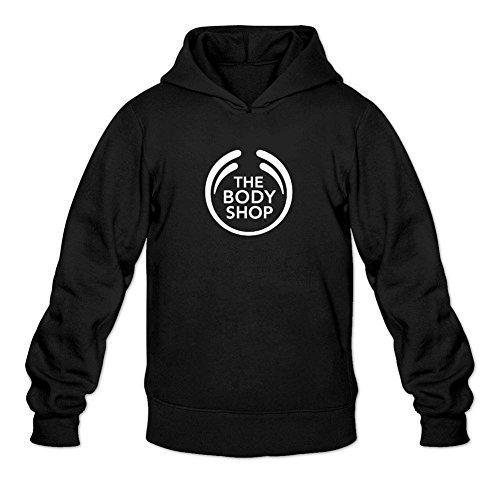 Price comparison product image TIANRUN Men's The Body Shop Logo Hooded Sweatshirt Size XXL
